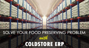 Coldstore Management Softwere