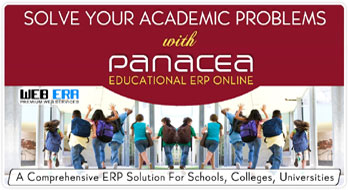 Panacea - Educational ERP