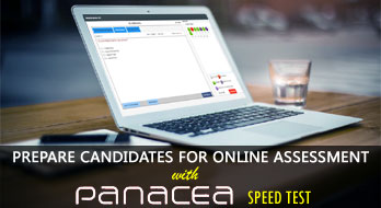Panacea - Online Speed Test